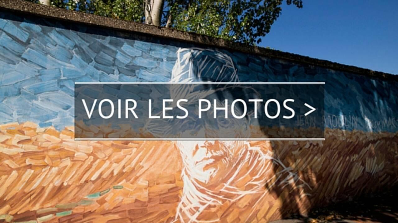 PHOTOS : Ces fresques qui racontent Lyon