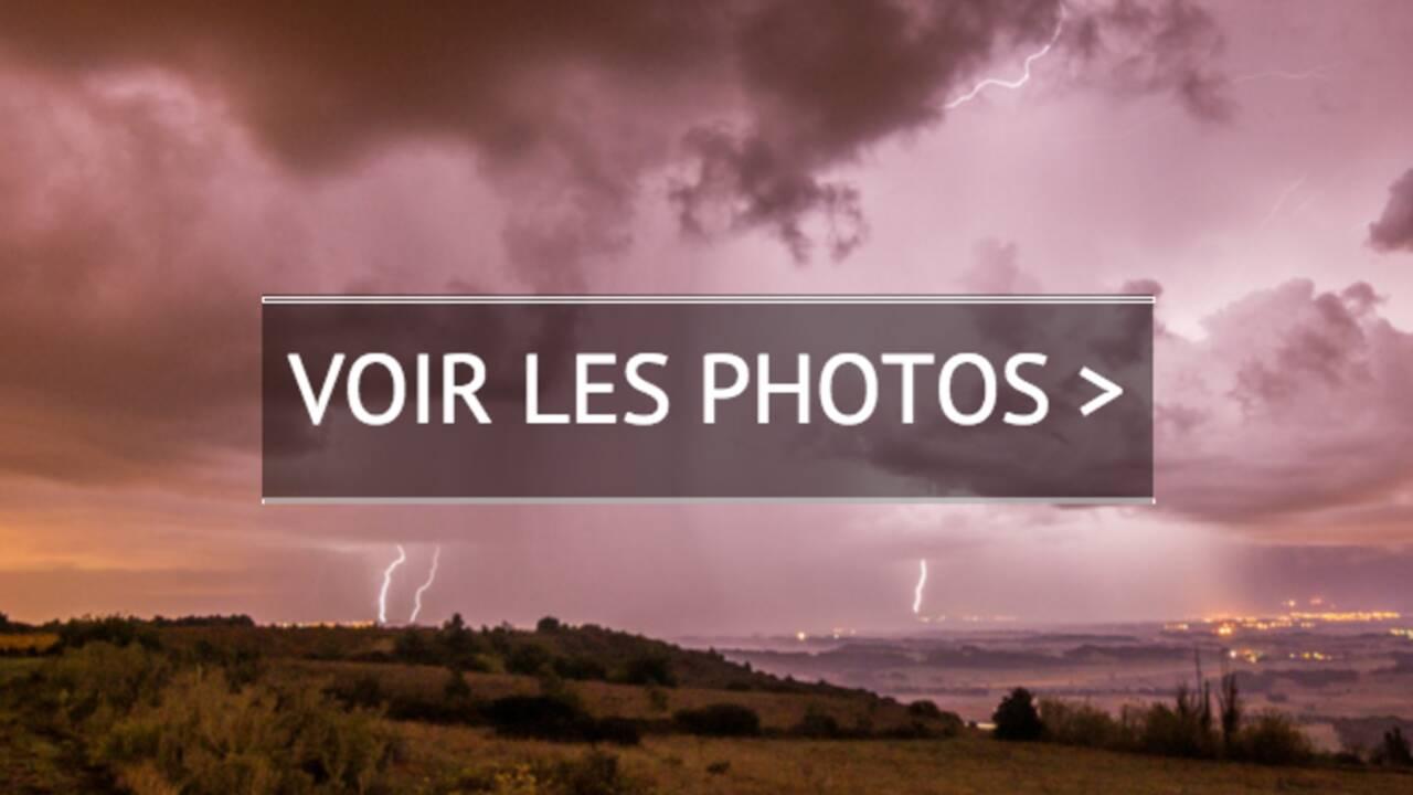 10 photos d'orages à couper le souffle