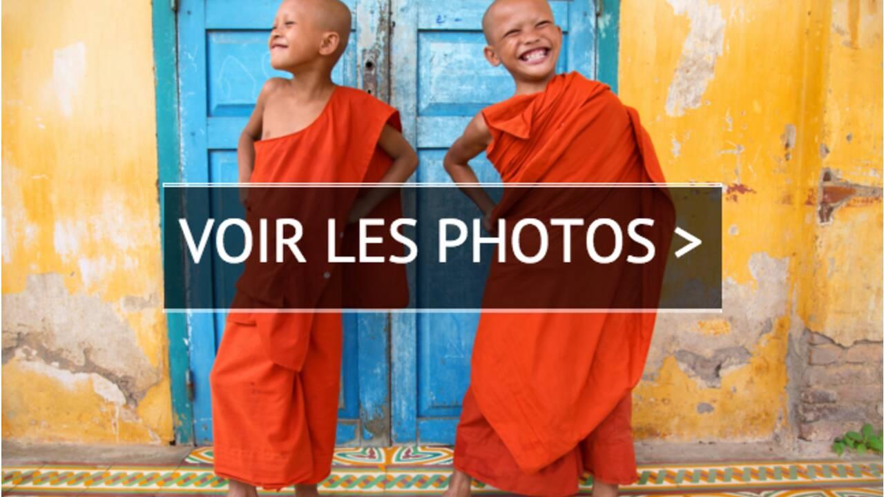 PHOTOS - Parchemins d'ailleurs : 15 ans de voyages en un ouvrage