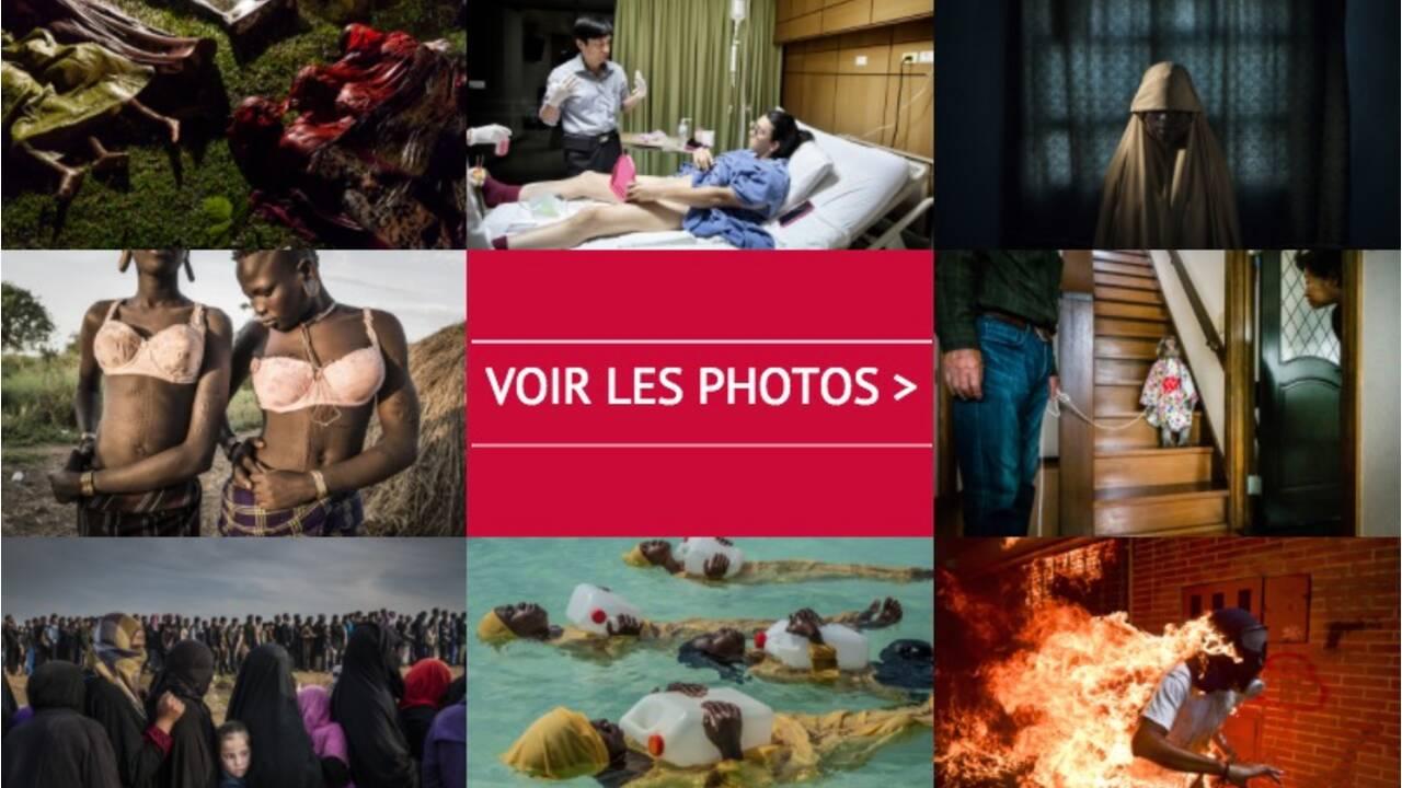 VIDÉO - Photojournalisme : le World Press 2018 côté coulisses