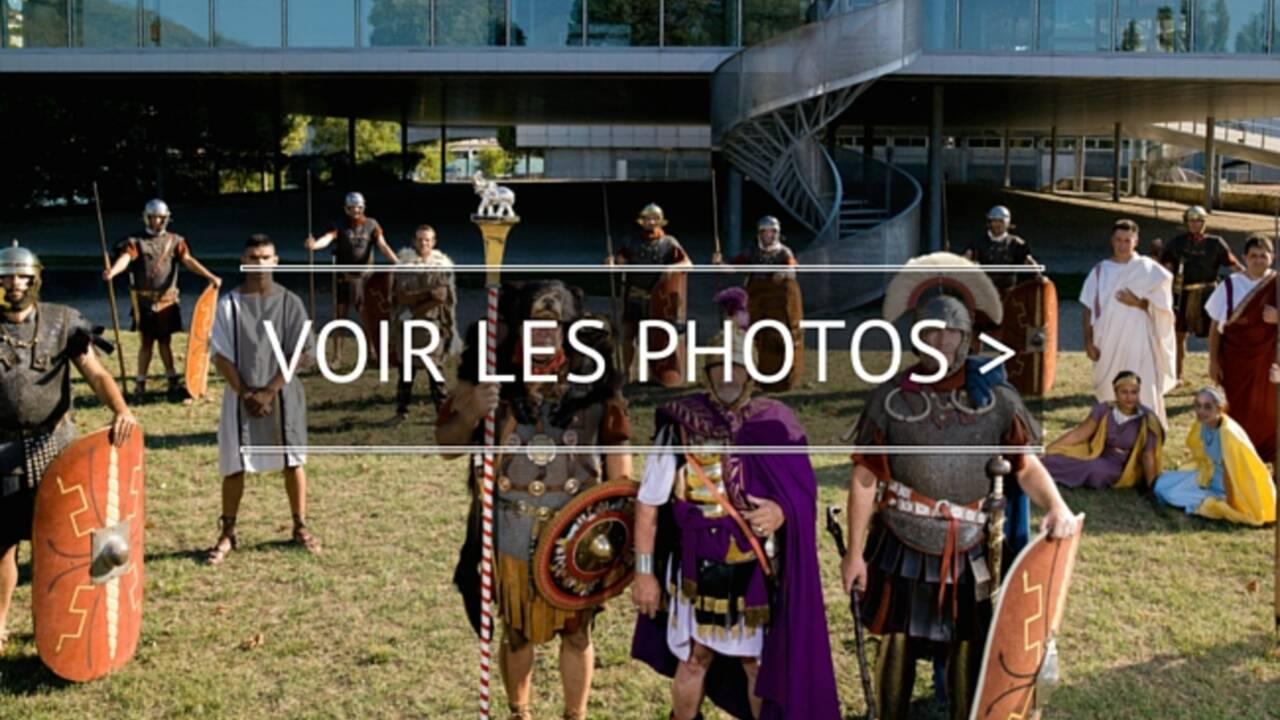 PHOTOS : Lyon, terre d'Histoire