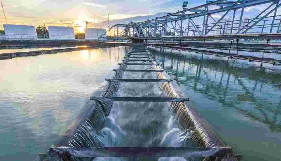 Effluents : la résurrection des eaux usées