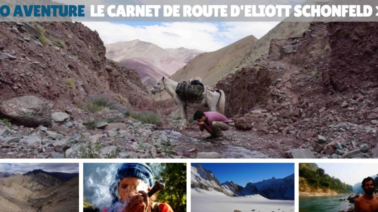 """""""Mon cheval est tombé dans le vide"""" : la plus grosse galère d'Eliott Schonfeld dans l'Himalaya"""