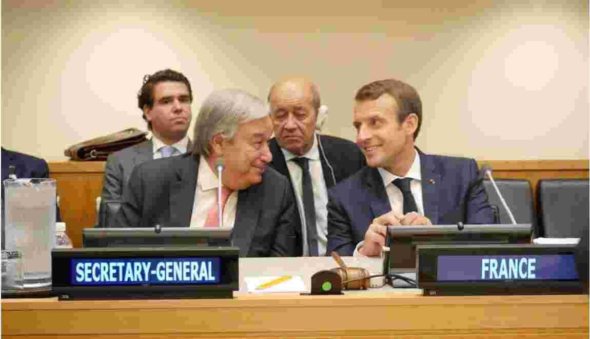 Le Pacte mondial pour l'environnement sur de bons rails