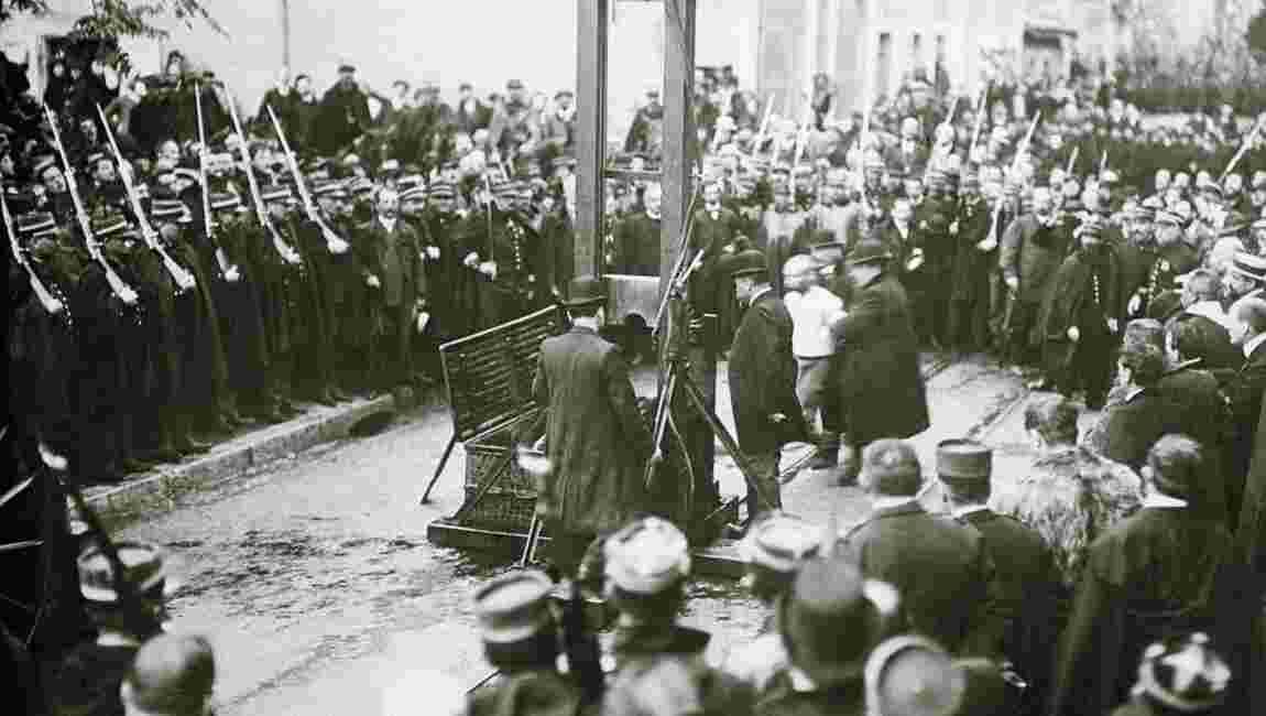 1907 : l'année où l'on a failli abolir la peine de mort en France