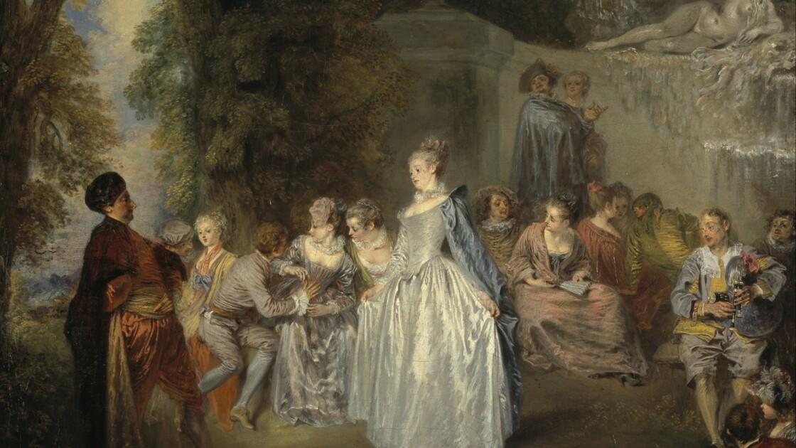 Dix choses que vous ne saviez pas sur Antoine Watteau