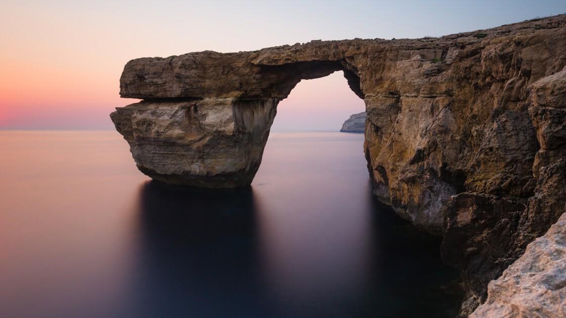 """Malte : la majestueuse """"fenêtre d'azur"""" s'est effondrée"""