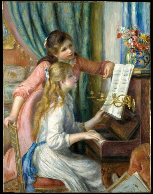 Auguste Renoir De L Impressionnisme A La Reconnaissance Geo Fr