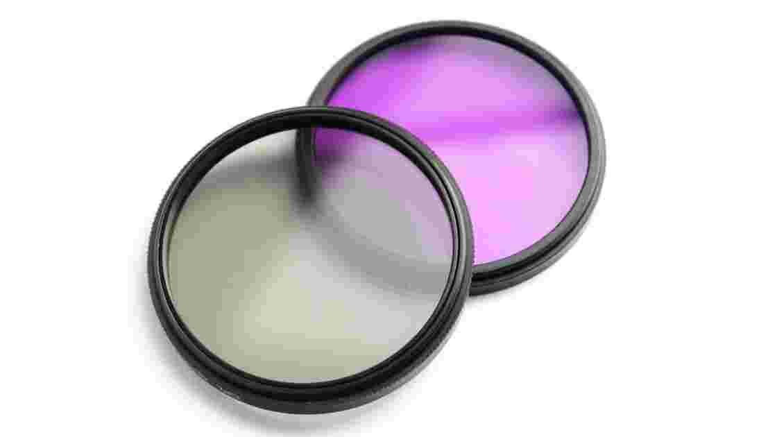 Filtre UV (ou filtre de protection neutre)