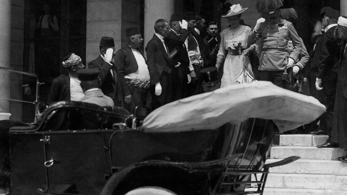 L'attentat qui a déclenché la Première Guerre mondiale a bien failli échouer
