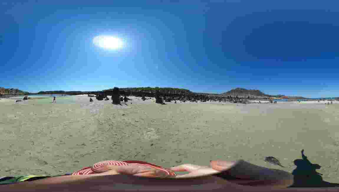 PHOTO 360° - Australie : sur la terre sacrée des Worrora