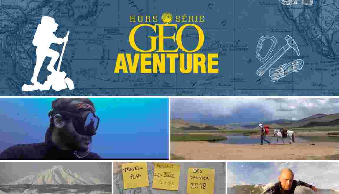 GEO Aventure - Les finalistes de l'appel à projets