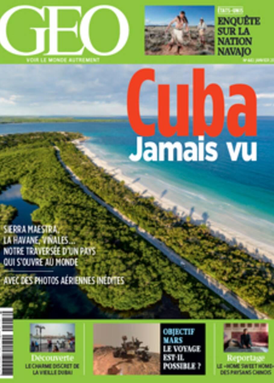 """VIDÉO - """"La question que nous pose Cuba"""" : L'édito d'Eric Meyer, janvier 2016"""