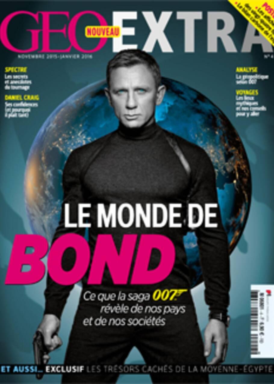 """VIDÉO : Dans les coulisses de """"Spectre"""", le nouveau James Bond"""