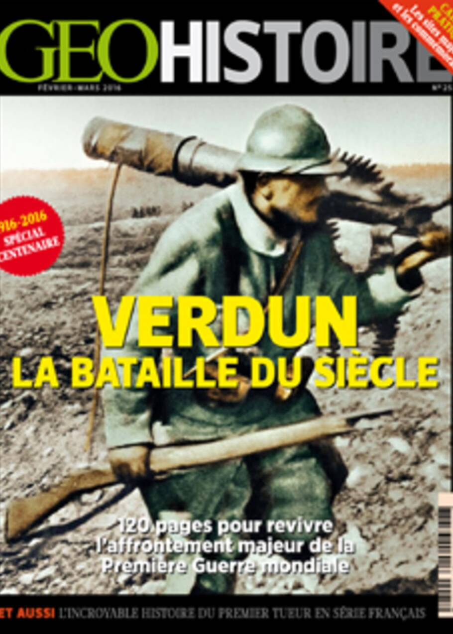 VIDÉO - Il y a cent ans, la bataille de Verdun