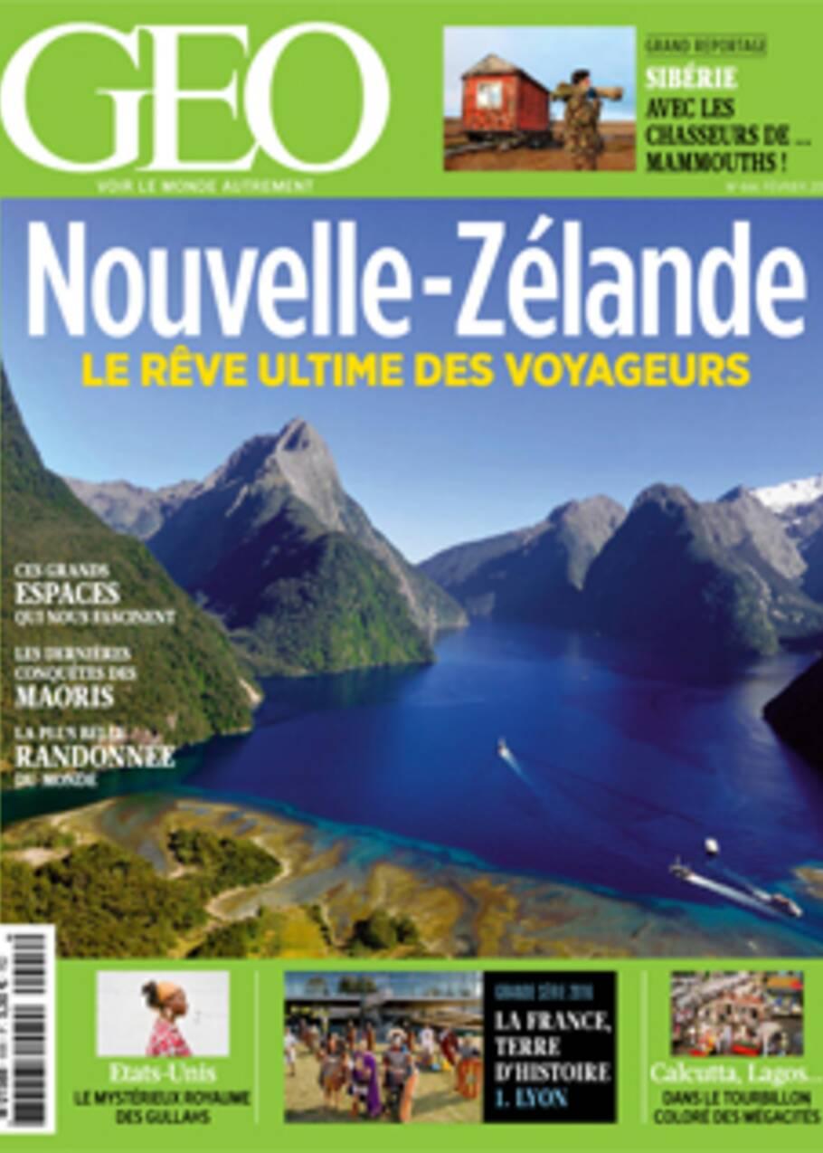 PHOTOS : Nouvelle-Zélande, les bons plans de GEO