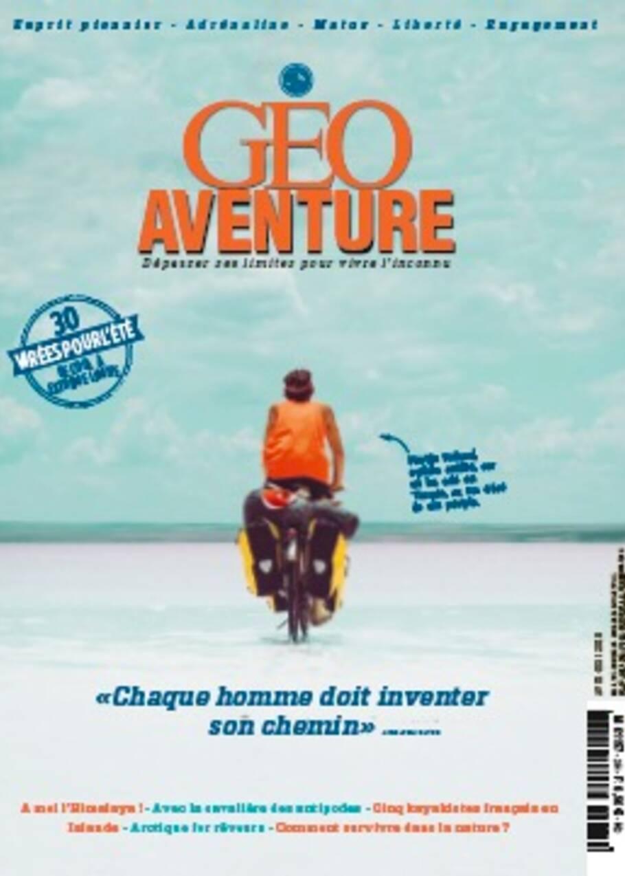 Le nouveau GEO Aventure est sorti !