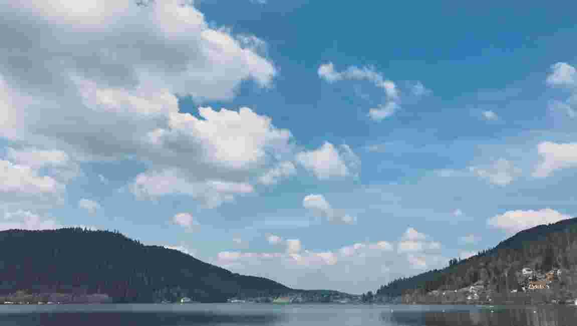 Vosges : en route pour la roche du diable
