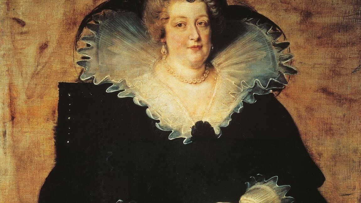 Marie, l'une des grandes figures des Médicis