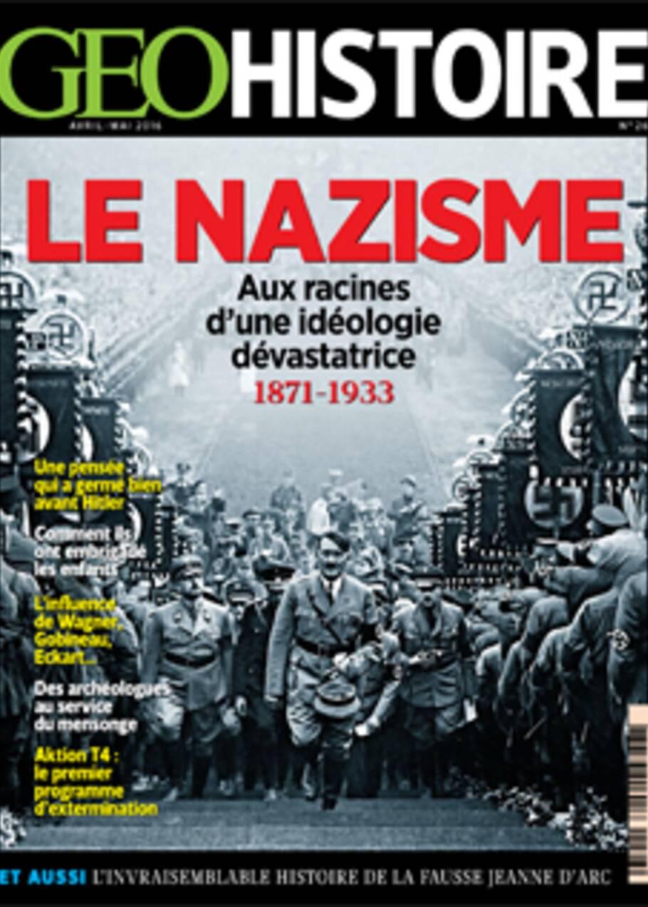 """""""On a longtemps cru que les nazis ne réfléchissaient pas"""""""
