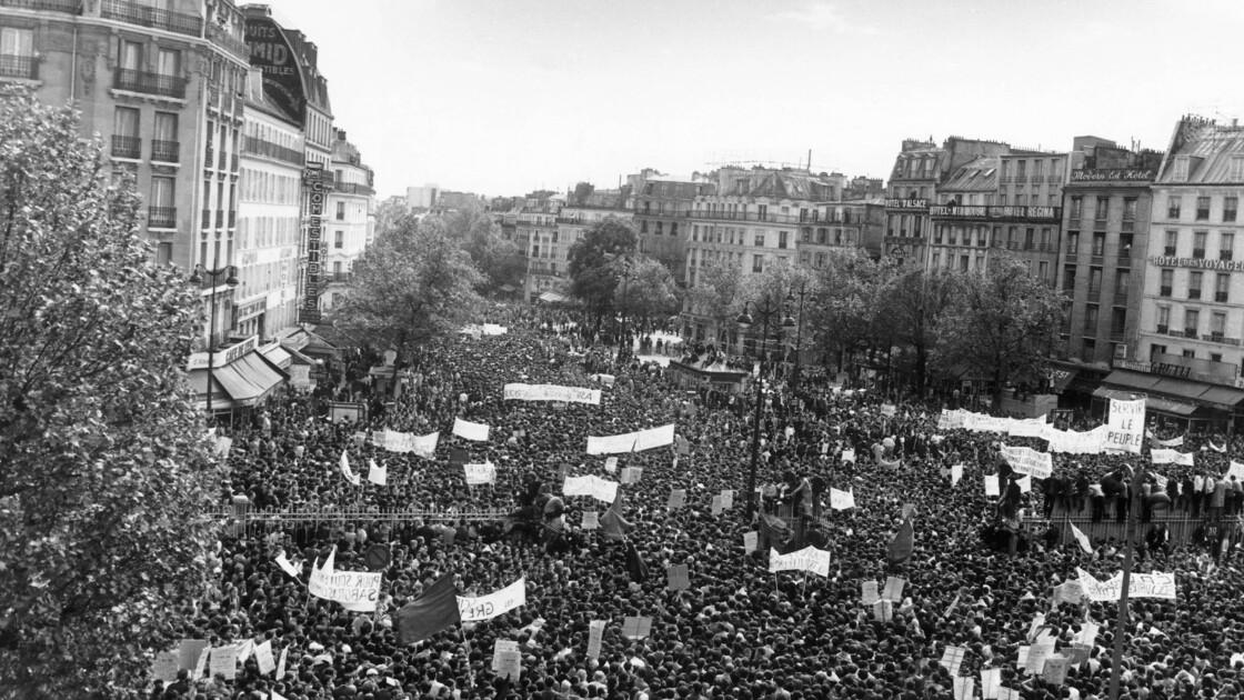"""""""Non, Mai 68 n'a jamais mis en péril la démocratie"""""""