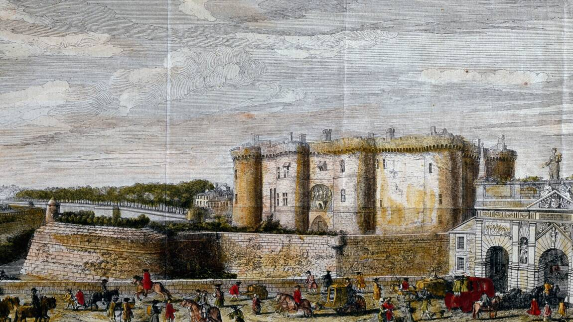 La Bastille, 400 ans d'histoire