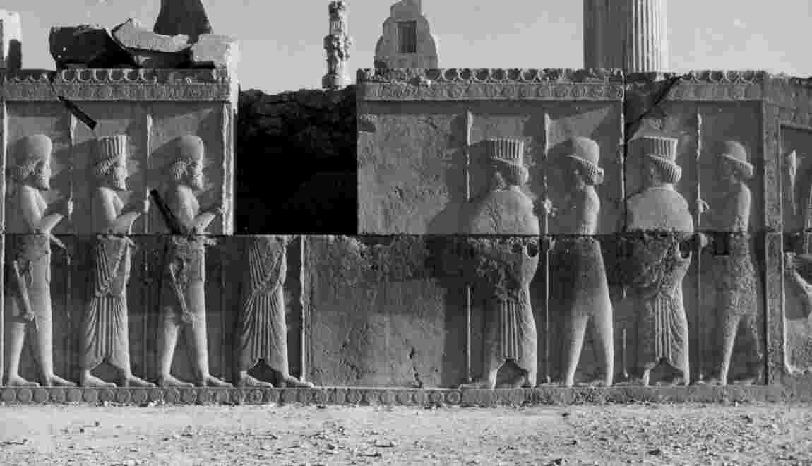 Cyrus, Darius, Xerxès : trois rois pour une Perse rayonnante