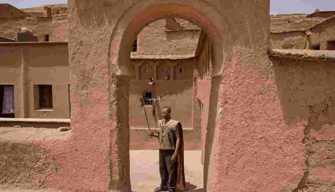 Maroc : le Sahara, immense plateau de cinéma