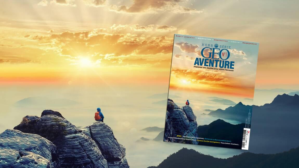GEO Aventure, le nouveau-né de la famille GEO