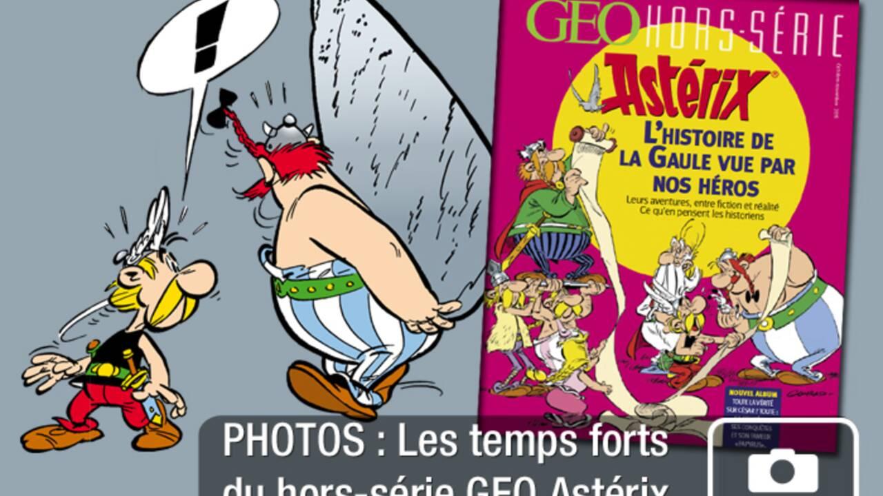 Astérix - L'histoire de la Gaule vue par nos héros / Hors-série GEO