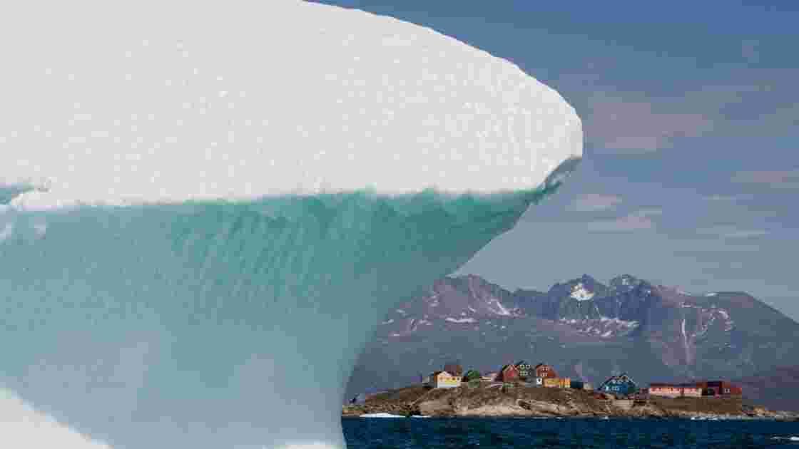 Groenland : le frisson de la banquise