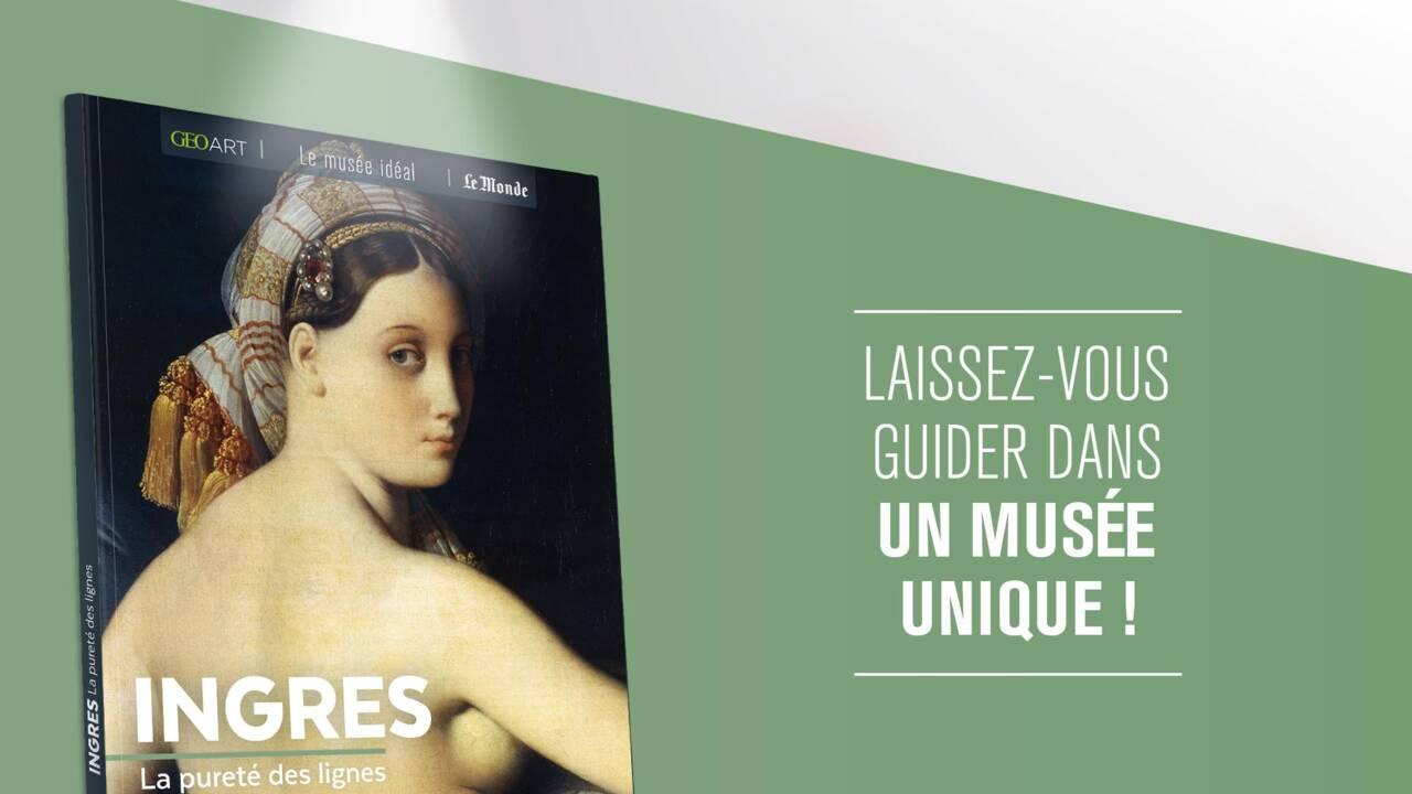 Ingres, une vie de Rome à Paris