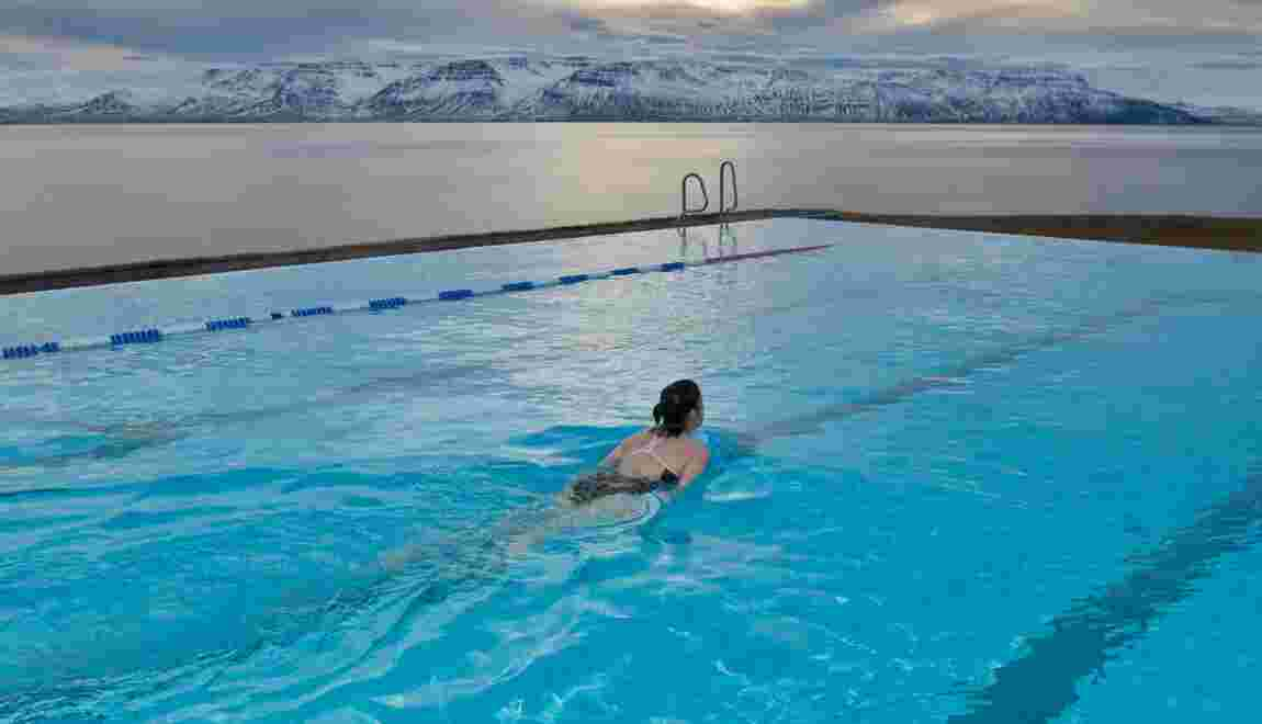 Islande : l'art du bain dans les sources chaudes vu par Jón Kalman Stefánsson