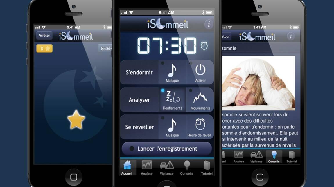 7 applis pour mieux dormir à l'ère 2.0