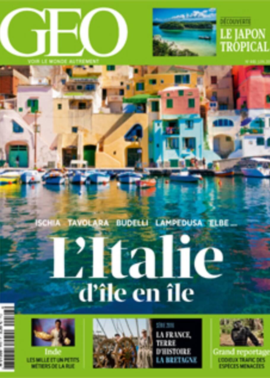 Italie : Elbe, la mémoire impériale