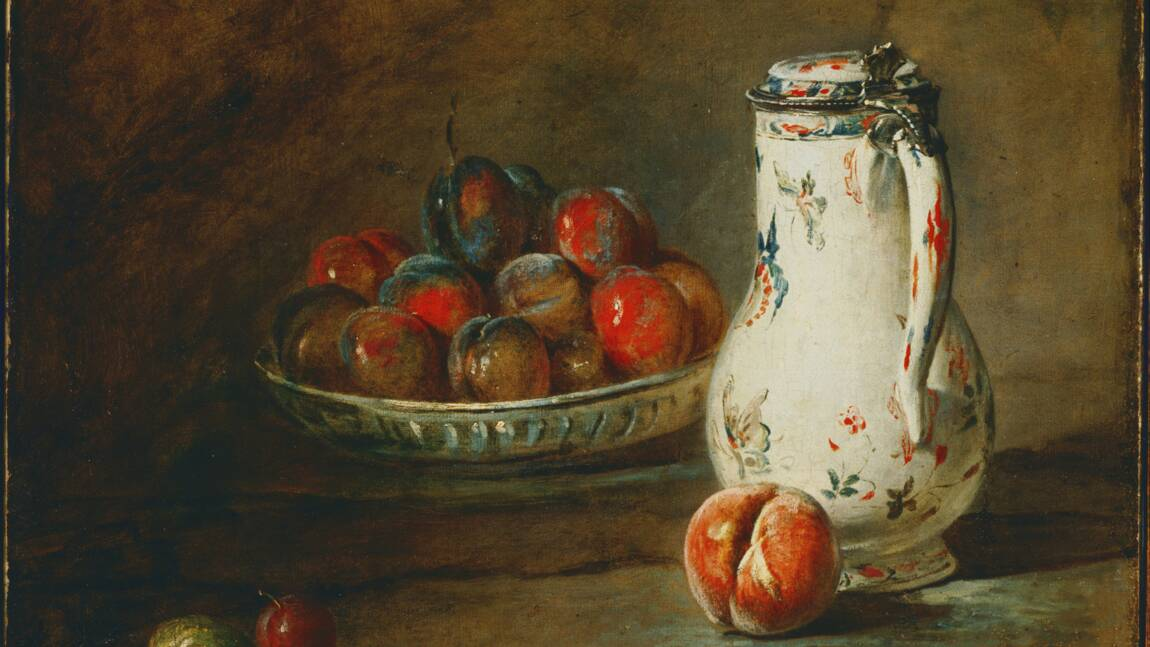 Dix choses que vous ne saviez pas sur Chardin