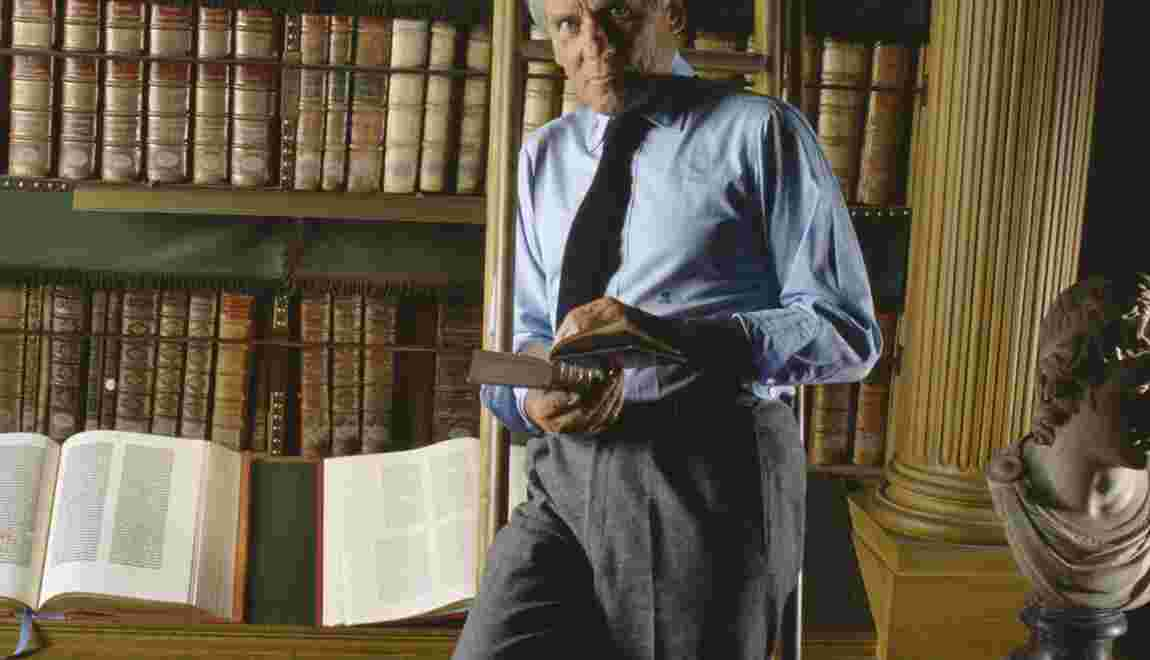 Le monde de Jean d'Ormesson, écrivain et grand voyageur