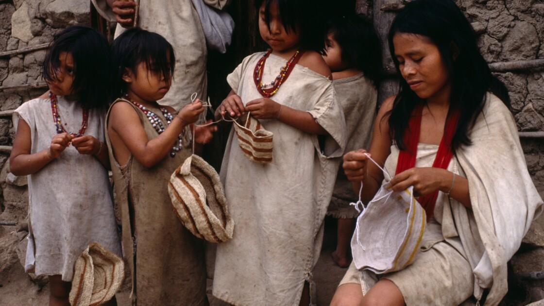 Colombie - Dans la Sierra Nevada, auprès des indiens Kogis