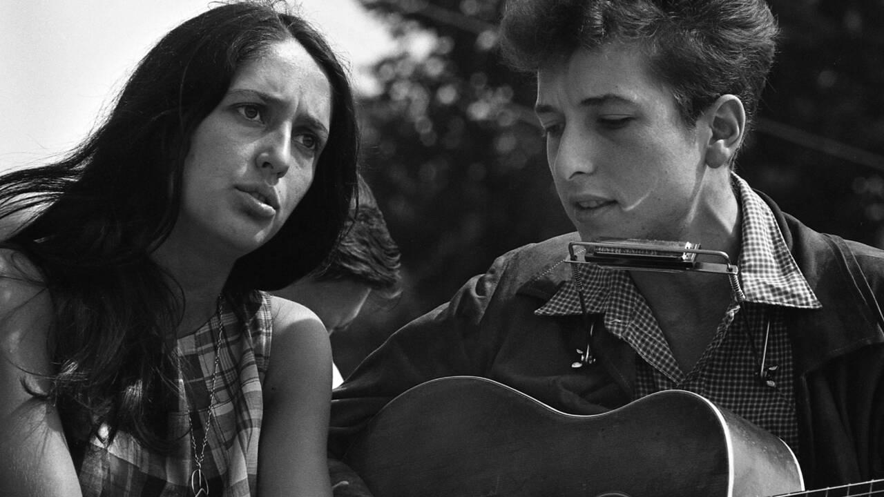 Bob Dylan, une histoire américaine en cinq chansons