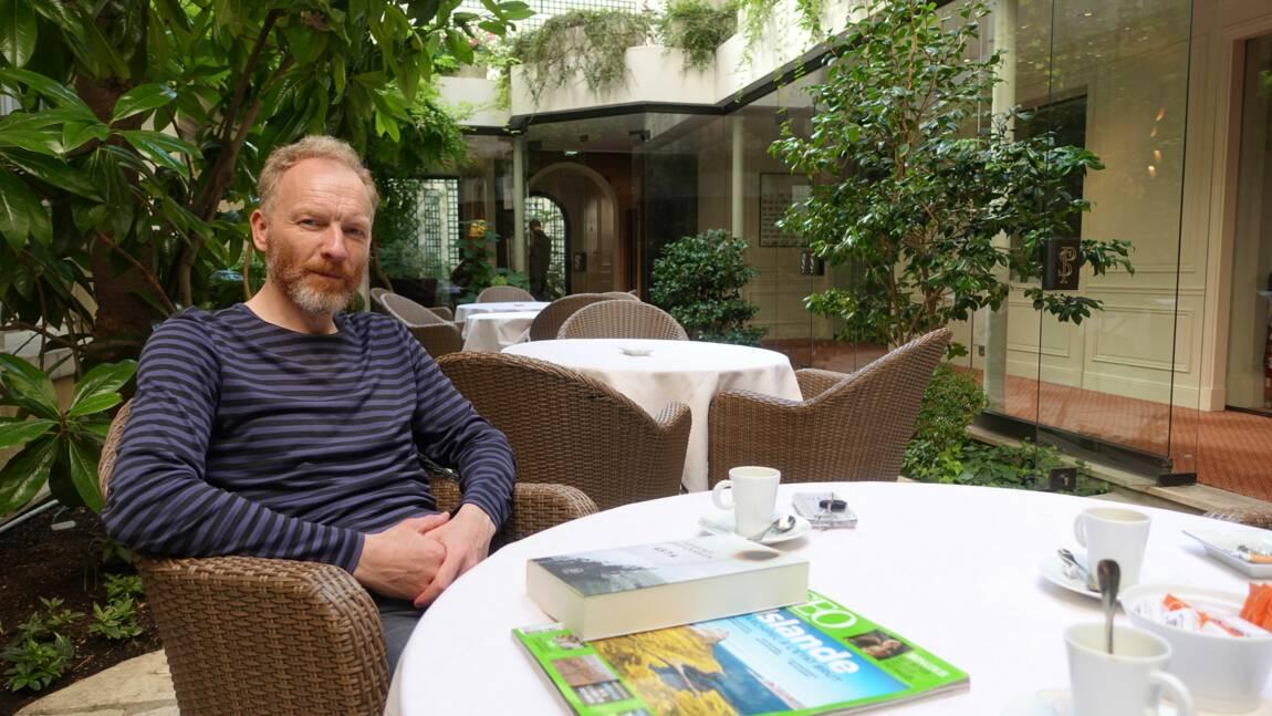 Rencontre avec Jón Kalman Stefánsson, conteur d'Islande