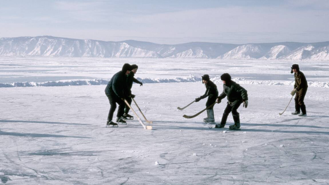 Lac Baïkal : sur les rives glacées de l'extrême