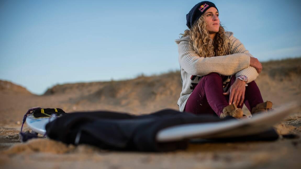 Justine Dupont, la championne de surf qui fait rêver les Français