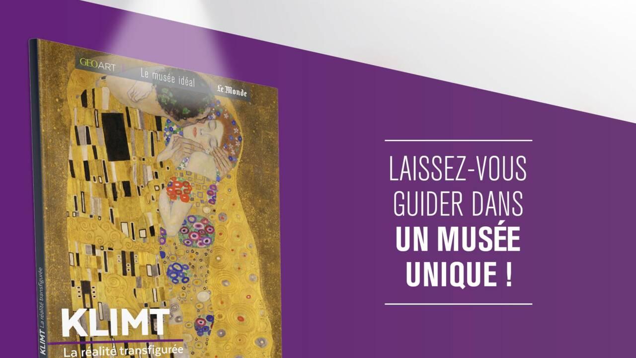 VIDÉO - Autriche : des œuvres inaccessibles de Klimt visibles de près