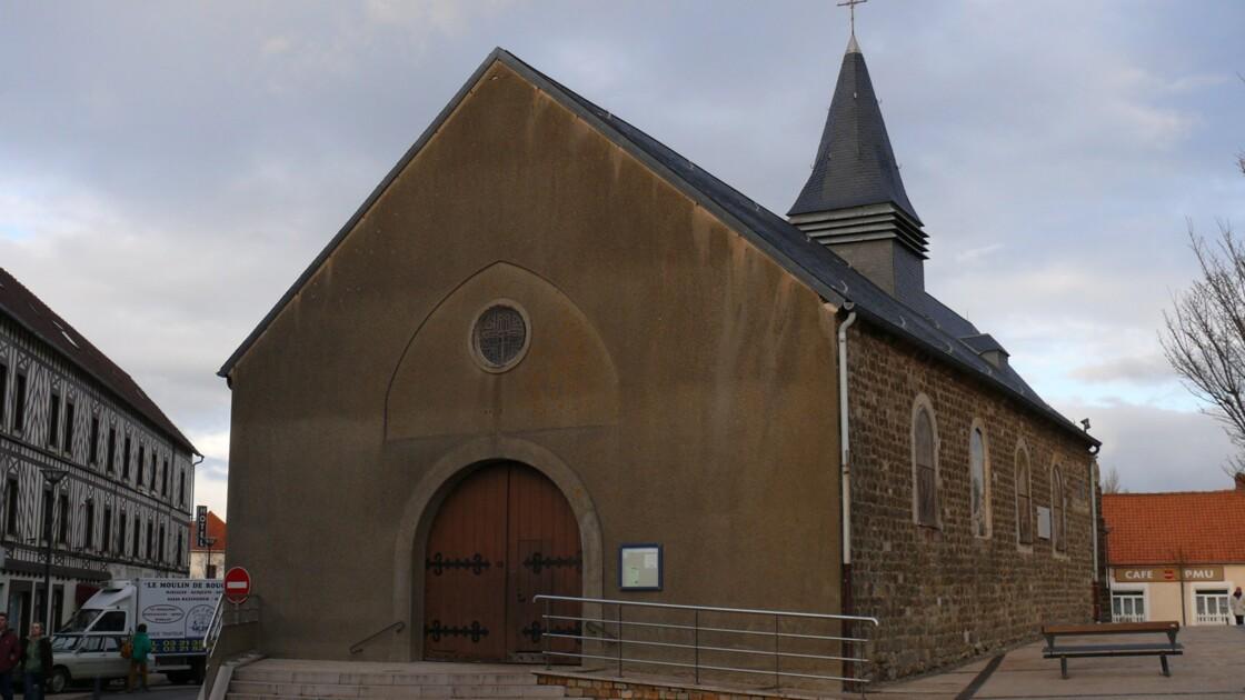 Légendes des Hauts-de-France : la vierge barbue de Wissant