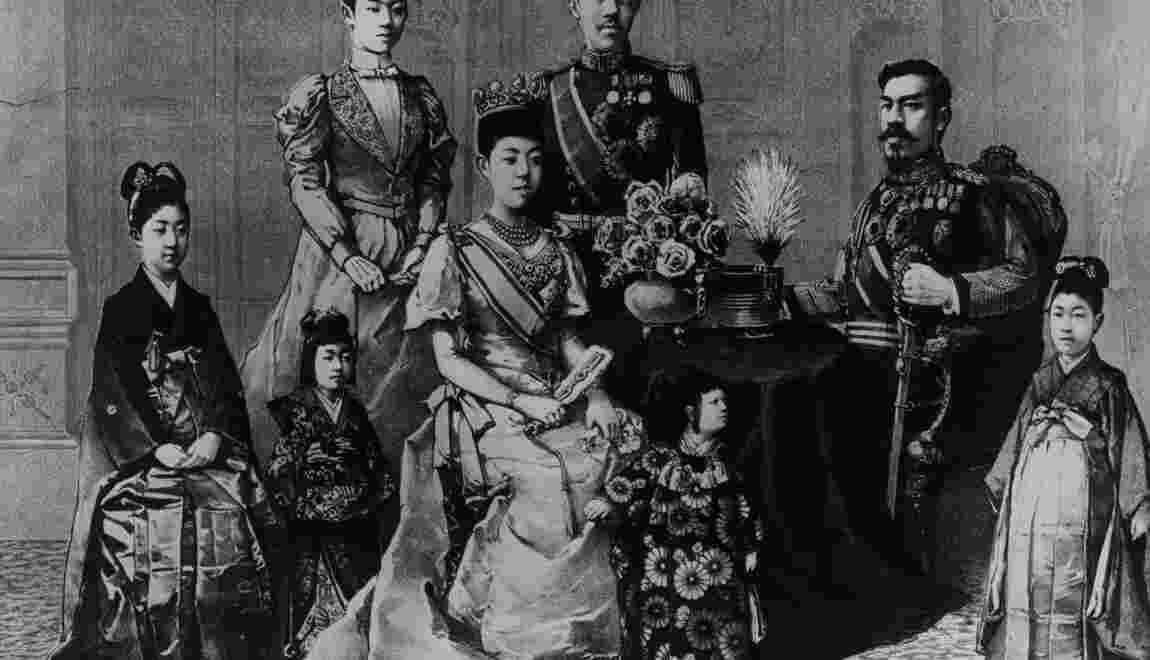 Japon : les concubines, esclaves du trône impérial