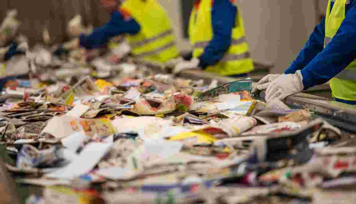 L'essentielle prise en charge de nos déchets ménagers