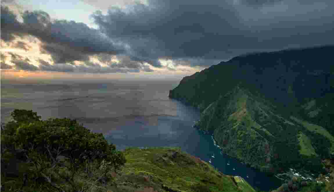 VIDÉO - Polynésie : le rêve des Marquises