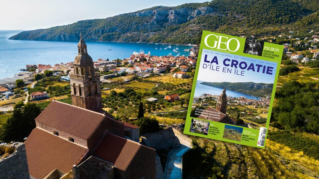 VIDÉO – La Croatie d'île en île