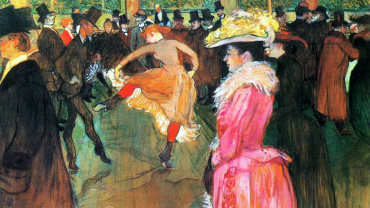 Toulouse-Lautrec, un joyeux Parisien sous les feux de la rampe