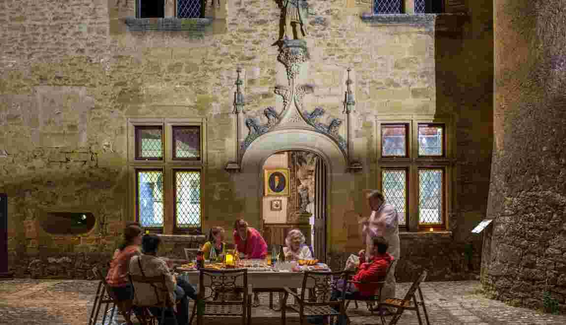 Mystères et croyances d'Aquitaine : le fantôme de Puymartin